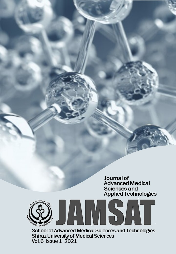Journal of Advanced Medical Sciences and Applied Technologies